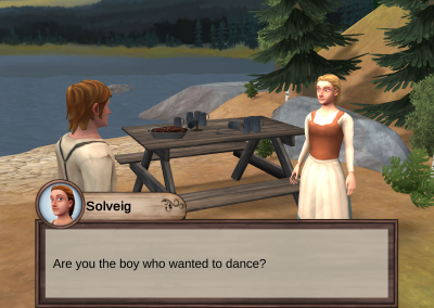 Solveig and Peer